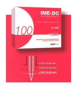 IME-DC - 100шт. ланцеты / Германия