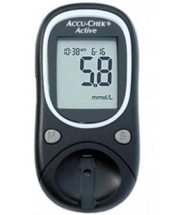 Набор Accu-Chek Актив, глюкометр+тест-полоски.