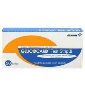 Тест-полоски Glucocard II, 50 шт.