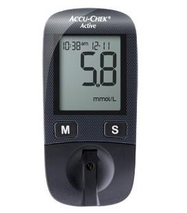 Глюкометр Accu-Сhek Active