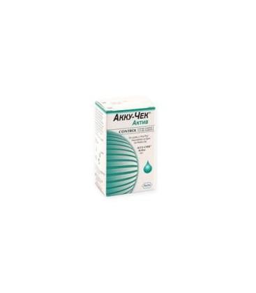 Accu-Chek® Active контрольный раствор