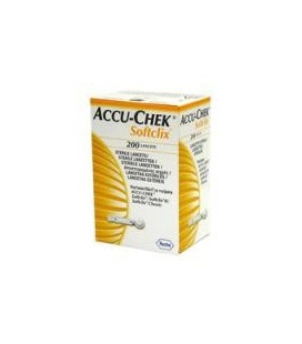 Узнать больше о Ланцеты Accu-Chek Softclix, 10 шт.