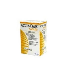 Ланцеты Accu-Chek Softclix, 10 шт.