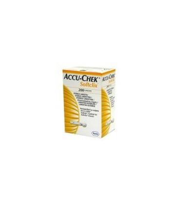Ланцети Accu-Chek® Softclix 25 шт.