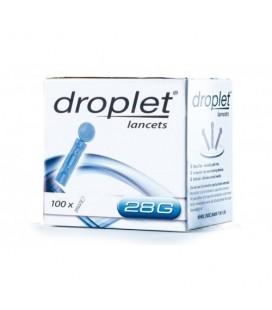 Droplet - 100шт. / ланцеты