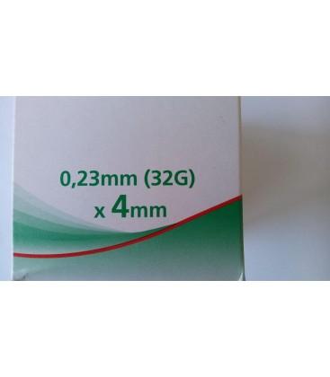 BD Micro-Fine - 4мм., 5мм., 8мм./ от 3-х коробок-минус 10грн.на коробке.