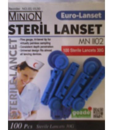Универсальные ланцеты Evro Lancet 100шт.