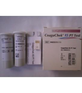 Тест-полоски CoaguChek XS, 48 шт.