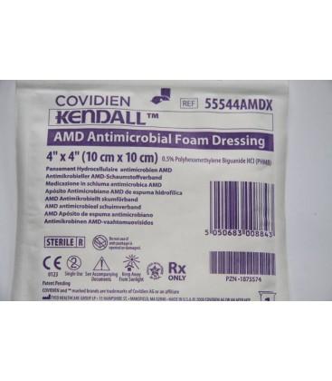 AMD(Antimicrobial Foam Dressing)