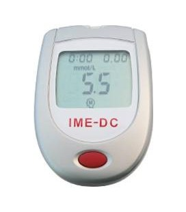 Глюкометр IME-DC + 150 тест-полосок.