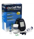 Глюкометр On-Call Plus +150 тест-полосок.