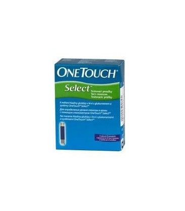 One Touch Select -50шт. \ Ван Тач Селект - 50шт.
