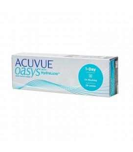 Узнать больше о Контактные линзы Acuvue Oasys 1-Day, 30 шт.