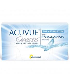Контактные линзы Acuvue Oasys for Astigmatism, 6 шт.