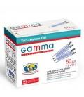 Тест-полоски Gamma Diamond, 50 шт.