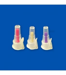 Иглы для шприц-ручек Alexpharm 8 мм x 0.3 мм, 100 шт.