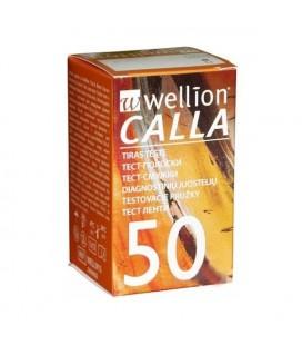 Тест-смужки Wellion Calla, 50 шт.