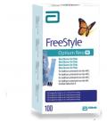 Тест-смужки FreeStyle Optium NEO H, 100 шт.
