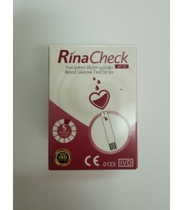 Тест-полоски RinaCheck, 50 шт.