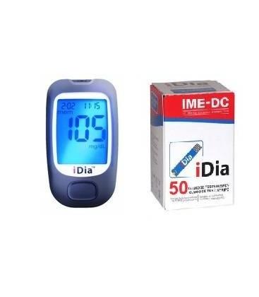 IME-DC iDia + 50 тест-полосок