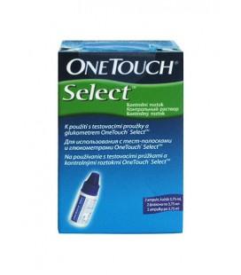 Контрольный раствор OneTouch Select