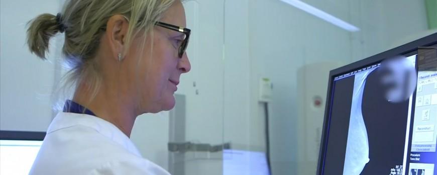 Рак груди: прорыв в диагностировании
